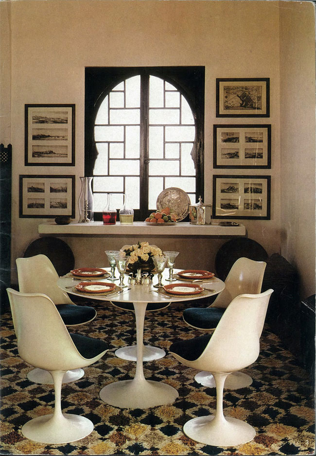 Vintage Knoll Catalogue | Guest Post by Luke Moloney.