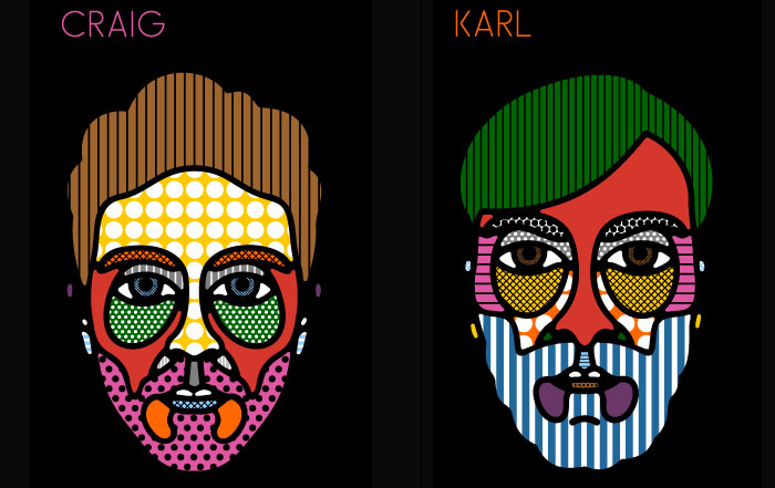 Interview | Craig & Karl.