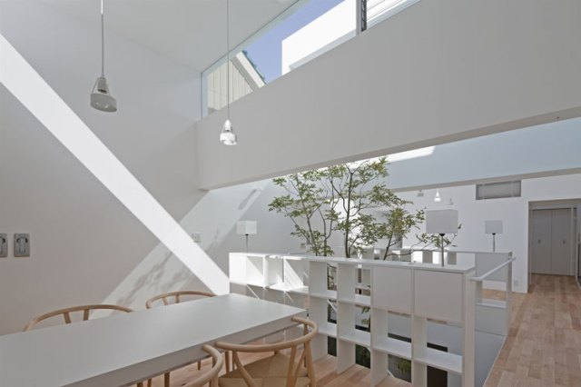 Machi House, Hiroshima, Japan // UID Architects.