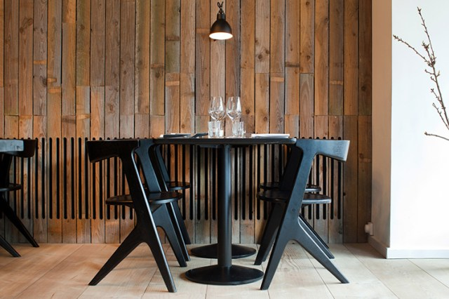 Restaurant Radio Copenhagen by HolmbäckNordentoft | Yellowtrace.