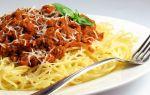 Spagetti-Napoliten