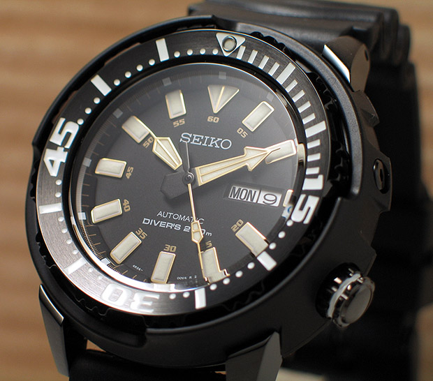 Seiko 4R36 Diver (Regular Edition) - SRP231K (2/6)