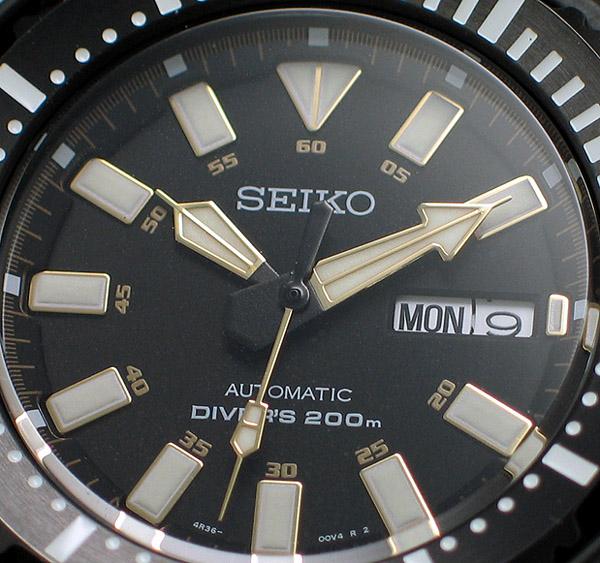 Seiko 4R36 Diver (Regular Edition) - SRP231K (3/6)