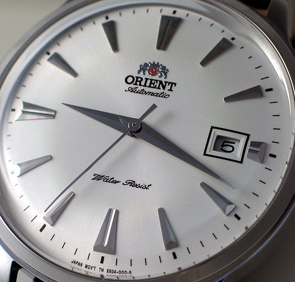 Pictorial Review of an Orient Classic - ER24005W (3/6)