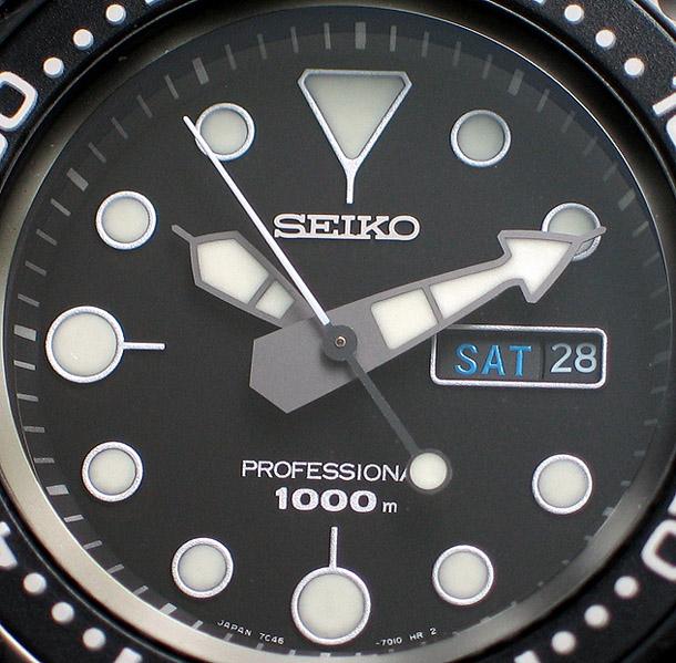 Seiko 1000m Shrouded Diver - S23619J1 (2/6)