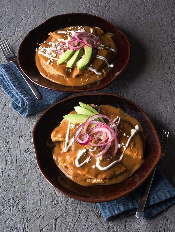 Enfrijoladas_Easy-Mexican-Cooking