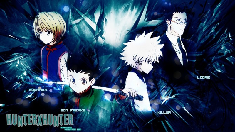 Large Of Hunter X Hunter Torrent