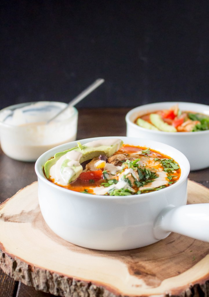 bean soup with bacon lentil soup with chipotle yogurt sweet potato and ...