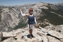 Yosemite Guided Strenuous Half Dome Hike