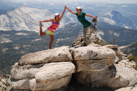 Yosemite Adventure Hikes