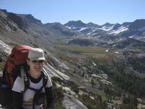 3 Day Yosemite Guided Backpack Trip