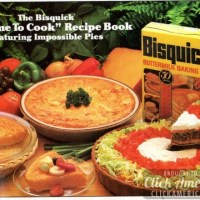 Bisquick Impossible Seafood Pie