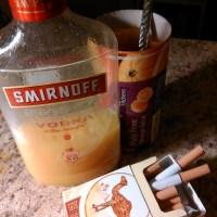 Fox Mulder's Motel Cocktail