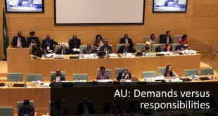 AU Demand - Responsibilities