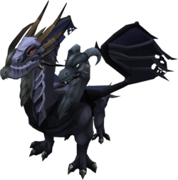 King black dragon from Runescape