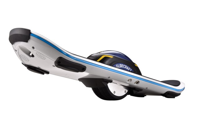 Glidecraft one wheel hoverboard
