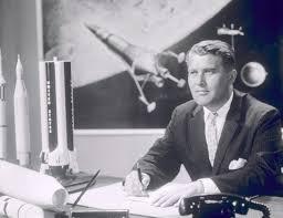 Wernher von Braun.