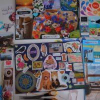 Die Magie der Collage - Dein Leben, deine Ziele und Wünsche bebildern