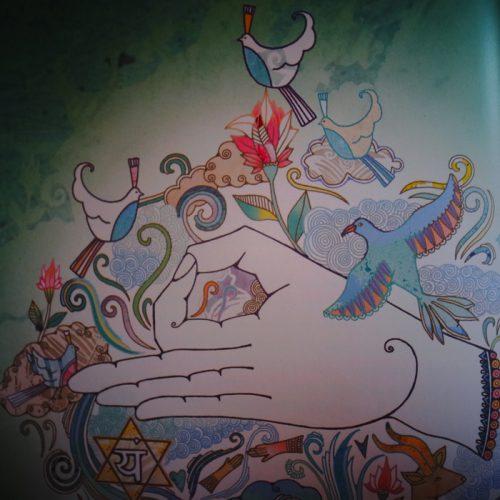 Vom Zauber der Mudras - Das Yoga für die Hände gibt dir ganz viel frische Energie