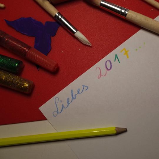 Der Neujahrsbrief und deine Wünschen fürs Neue Jahr