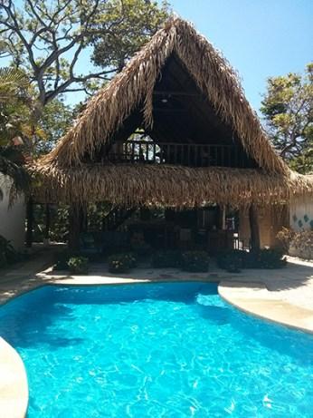 La maison au Costa Rica