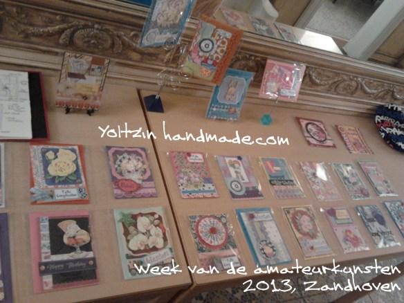 Yoltzin handmade - WAK 2013 - Belgium