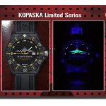 Luminox Black Ops Kopaska Terbatas Hanya 1000 Unit
