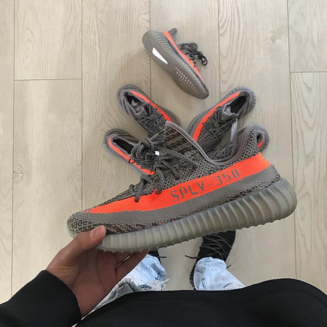 Adidas Yeezy 350 v2 Beluga Unboxing and Review Kalshoven Dalfsen