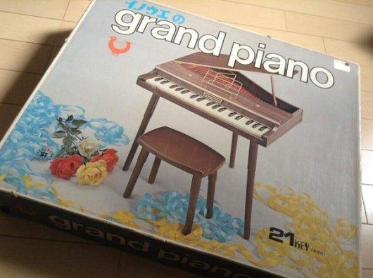 イノウエのトイピアノ