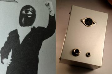 「1つ目タイタン」と「MIDI男」