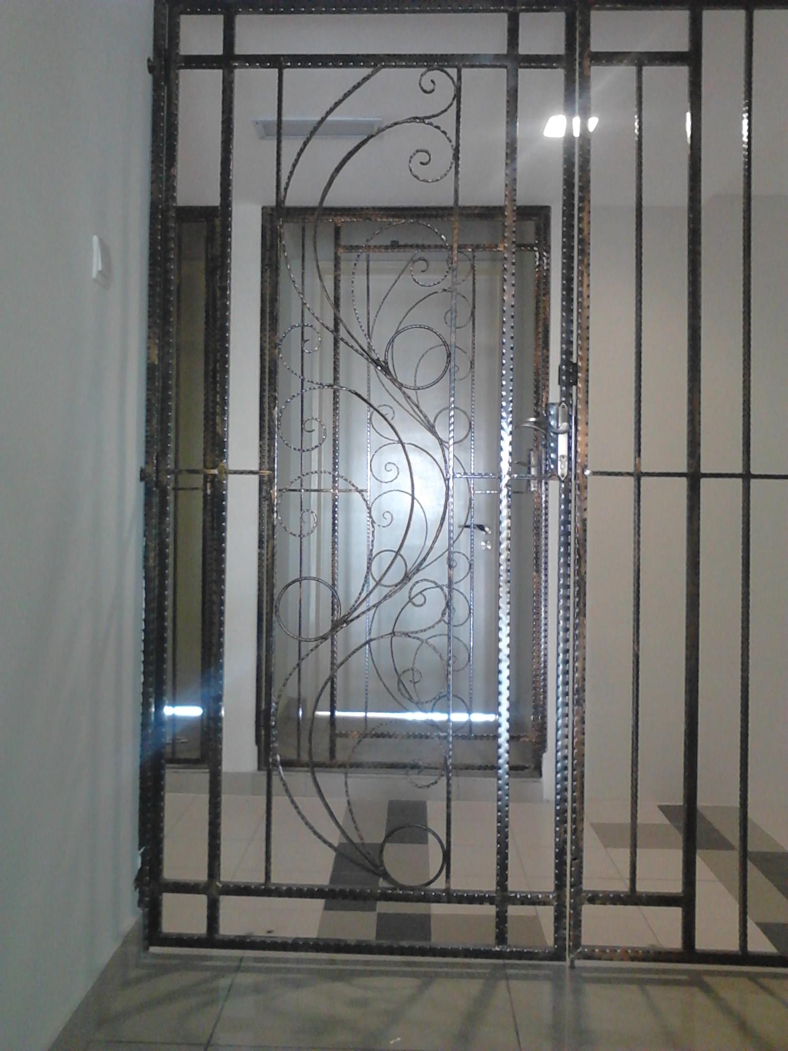 Door-01.jpg & Door Grille Malaysia \u2013 Security Door Malaysia | Stainless Steel ... Pezcame.Com
