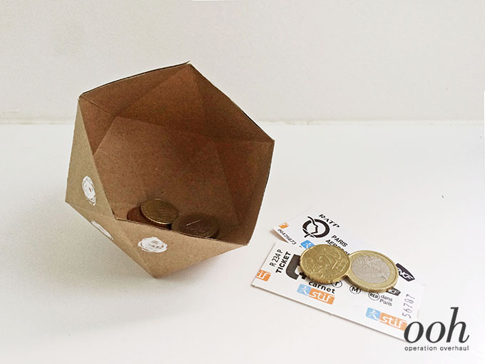 OOH - Paper Geoball 2