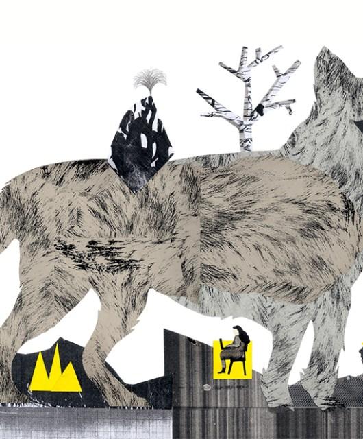 [큰 늑대 파랑] 2011