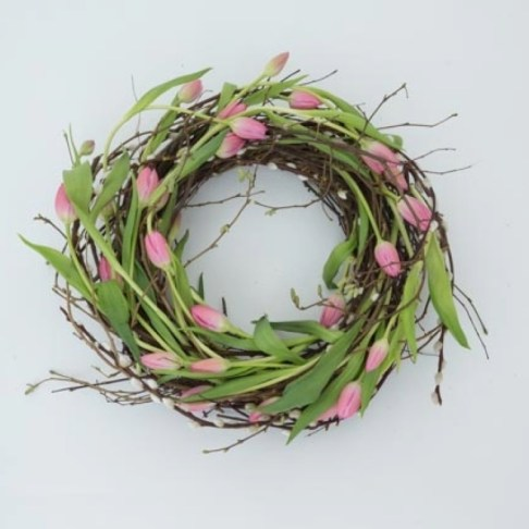 Biodegradeable Twig Wreath