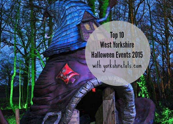 Top 10 West Yorkshire Halloween Events 2015