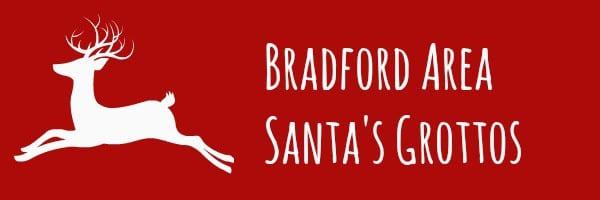 Bradford Area Santa's Grottos 2015