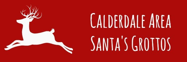 Calderdale Area Santa's Grottos