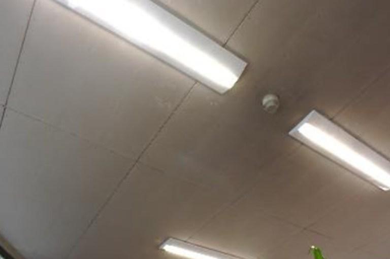 全教室 LED 照明