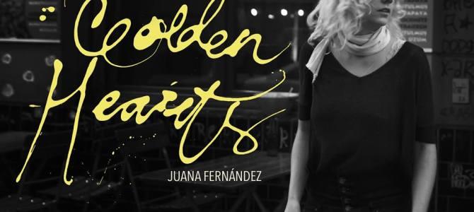 """Juana Fernández, la fuerza de un """"corazón de oro"""""""