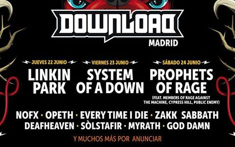 Linkin Park se une al Download Festival 2017
