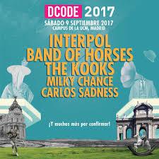 Primeras confirmaciones para el DCODE 2017