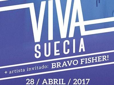 """Viva Suecia en Madrid el 28 de Abril presentando """"Otros principios fundamentales"""""""