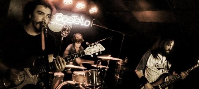 Presentación de Sotacaballorey, tercer álbum de SCR, en Costello.