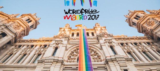 Programa WORLD PRIDE MADRID Viernes 30 de Junio