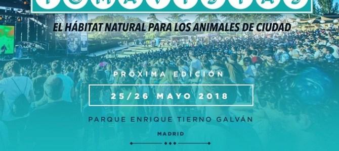 Tomavistas desvela sus fechas para el 2018.