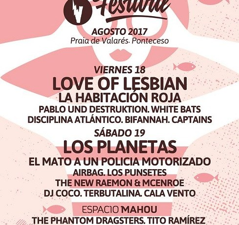 ¡Próxima parada El Festival V de Valarés¡
