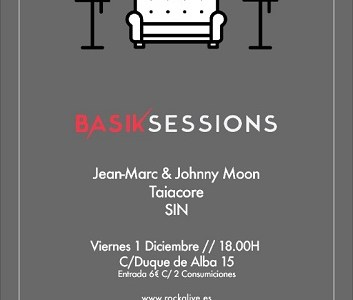 Penúltima Basik Sessions del año