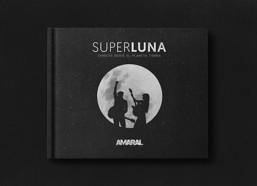"""Nuevo disco en directo de AMARAL """"Superluna"""""""