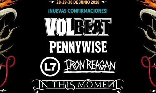 El DOWNLOAD Festival Madrid añade nuevos nombres a su cartel.