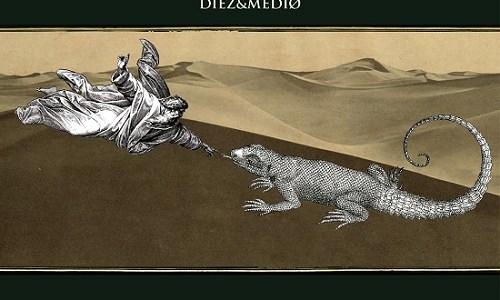 """NIÑOS MUTANTES estrenan """"Segunda oración del desierto"""", nuevo single de """"DIEZ&MEDIO""""."""